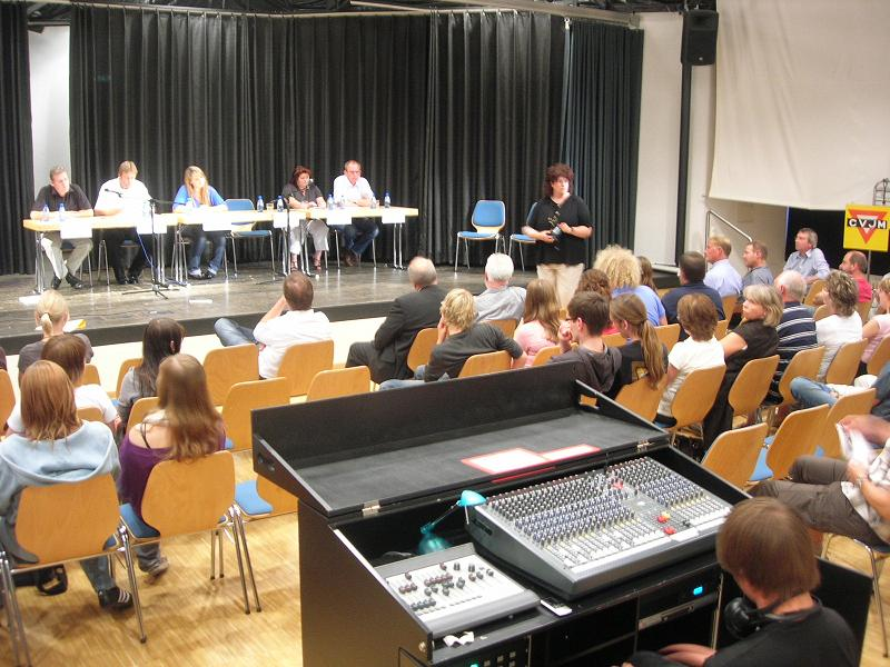 2009 Kirchlengern Moderation Totale
