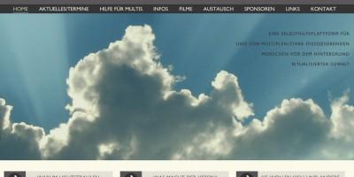 Screenshot: www.lichtstrahlen-oldenburg.de