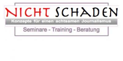 Logo Nicht Schaden